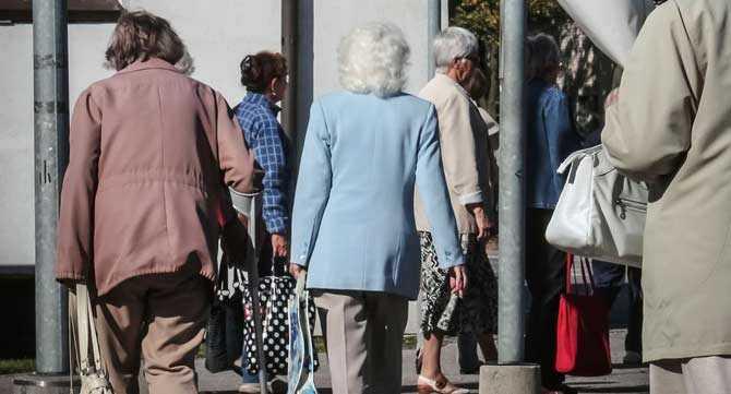 Пенсионный возраст в Эстонии